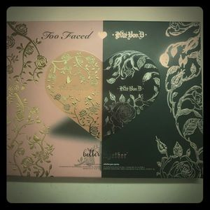Too Faced and Kat Von D Magnetic Palettes
